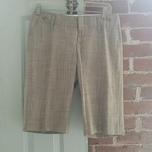 Banana Republic Martin Fit sz 2 wool shorts